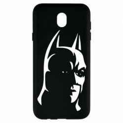 Чехол для Samsung J7 2017 Batman Hero