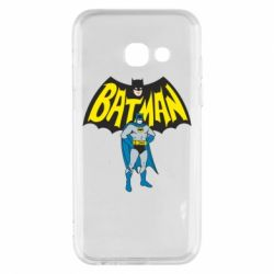 Чехол для Samsung A3 2017 Batman Hero