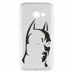 Чехол для Samsung A3 2017 Batman Hero
