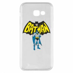 Чехол для Samsung A5 2017 Batman Hero