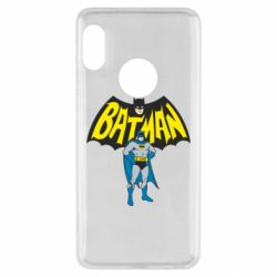 Чехол для Xiaomi Redmi Note 5 Batman Hero