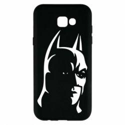 Чехол для Samsung A7 2017 Batman Hero