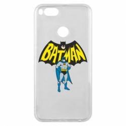 Чехол для Xiaomi Mi A1 Batman Hero