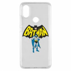 Чехол для Xiaomi Mi A2 Batman Hero