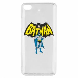 Чехол для Xiaomi Mi 5s Batman Hero