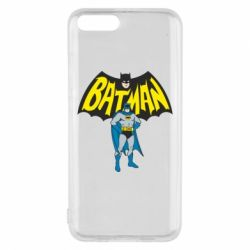 Чехол для Xiaomi Mi6 Batman Hero