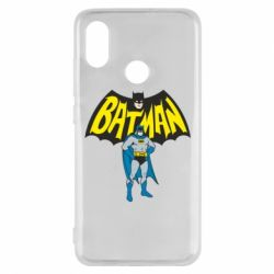 Чехол для Xiaomi Mi8 Batman Hero
