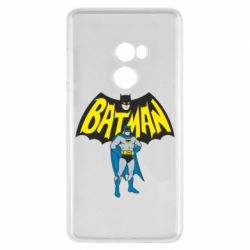 Чехол для Xiaomi Mi Mix 2 Batman Hero