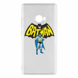 Чехол для Xiaomi Mi Note 2 Batman Hero