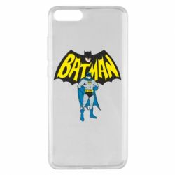 Чехол для Xiaomi Mi Note 3 Batman Hero