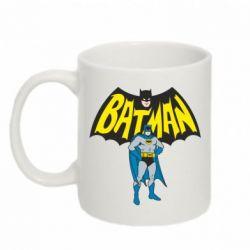 Кружка 320ml Batman Hero - FatLine