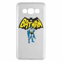 Чехол для Samsung A3 2015 Batman Hero