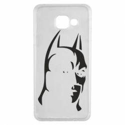 Чехол для Samsung A3 2016 Batman Hero