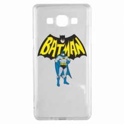 Чехол для Samsung A5 2015 Batman Hero