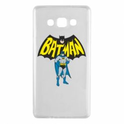 Чехол для Samsung A7 2015 Batman Hero