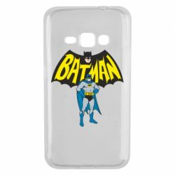 Чехол для Samsung J1 2016 Batman Hero