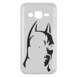 Чехол для Samsung J2 2015 Batman Hero