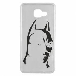 Чехол для Samsung A7 2016 Batman Hero