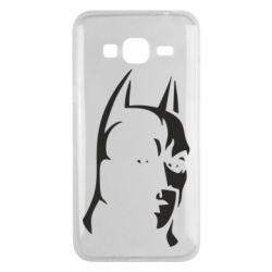 Чехол для Samsung J3 2016 Batman Hero