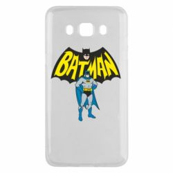 Чехол для Samsung J5 2016 Batman Hero