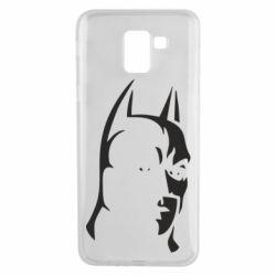 Чехол для Samsung J6 Batman Hero