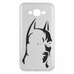 Чехол для Samsung J7 2015 Batman Hero