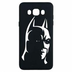 Чехол для Samsung J7 2016 Batman Hero