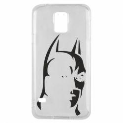Чехол для Samsung S5 Batman Hero