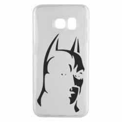 Чехол для Samsung S6 EDGE Batman Hero