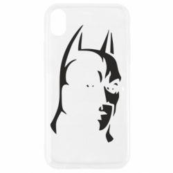 Чехол для iPhone XR Batman Hero