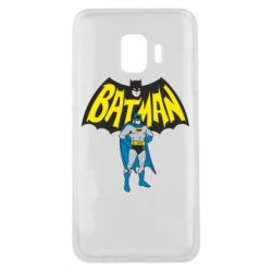 Чехол для Samsung J2 Core Batman Hero