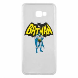 Чехол для Samsung J4 Plus 2018 Batman Hero