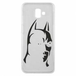 Чехол для Samsung J6 Plus 2018 Batman Hero