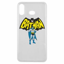 Чехол для Samsung A6s Batman Hero