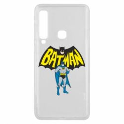 Чехол для Samsung A9 2018 Batman Hero