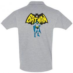 Мужская футболка поло Batman Hero