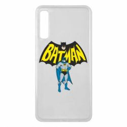 Чехол для Samsung A7 2018 Batman Hero