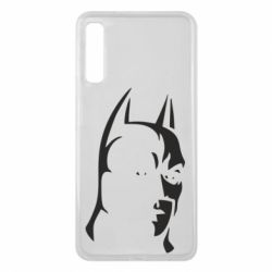 Чехол для Samsung A7 2018 Batman Hero