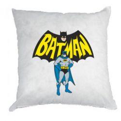 Подушка Batman Hero