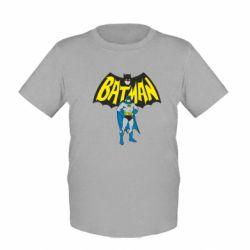 Детская футболка Batman Hero - FatLine