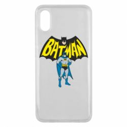 Чехол для Xiaomi Mi8 Pro Batman Hero