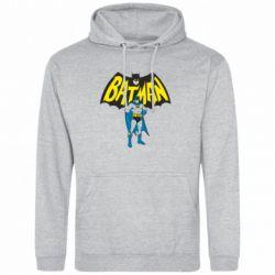 Мужская толстовка Batman Hero - FatLine