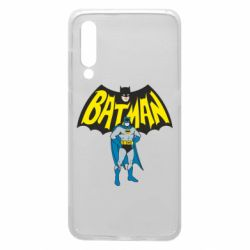 Чехол для Xiaomi Mi9 Batman Hero
