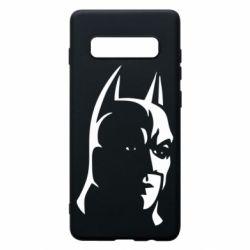 Чехол для Samsung S10+ Batman Hero