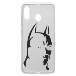 Чехол для Samsung A20 Batman Hero
