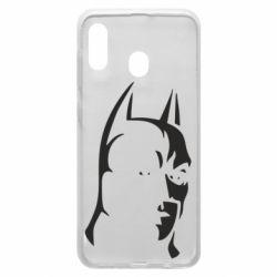 Чехол для Samsung A30 Batman Hero