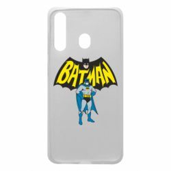 Чехол для Samsung A60 Batman Hero
