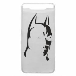Чехол для Samsung A80 Batman Hero