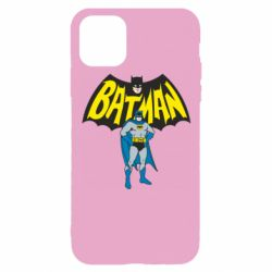 Чехол для iPhone 11 Pro Batman Hero