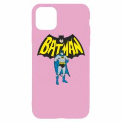 Чехол для iPhone 11 Pro Max Batman Hero